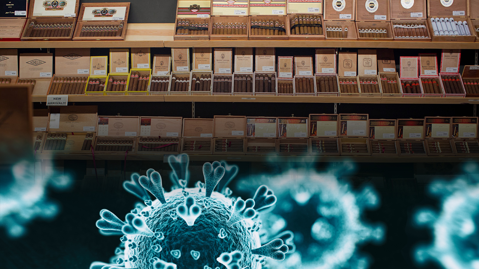 cigar factories coronavirus